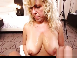 Amazing Mom Connie Fucks Cool Teen Friend