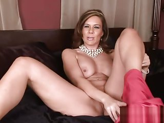 Nasty Mom Victoria Fuck Hard Young Step-son