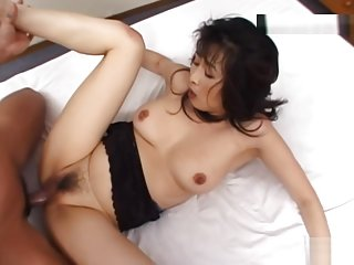 Eri Kikuchi Mature Asian lady gets gangbang sex