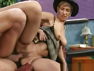 Amazing porn scene Creampie greatest , watch it