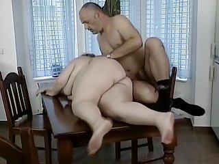 Mature BBW will be playing a young dudes penis