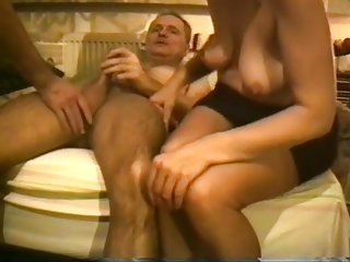 Privat-Bi-Sex.3, 3some FMM in Nylon